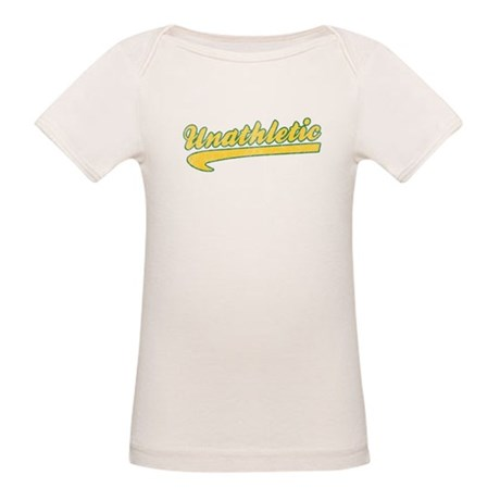 Unathletic Organic Baby T-Shirt