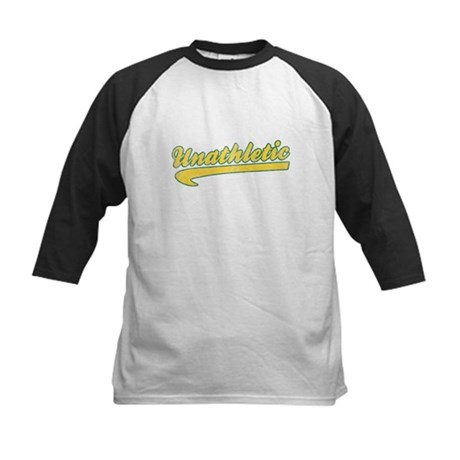 Unathletic Kids Baseball Jersey