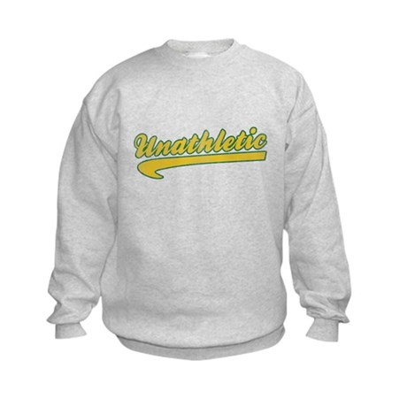 Unathletic Kids Sweatshirt