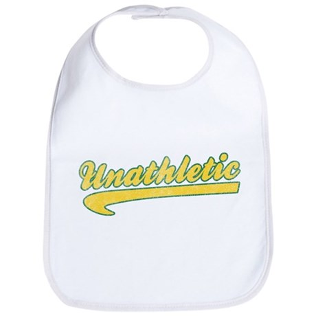 Unathletic Bib
