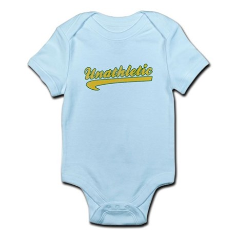 Unathletic Infant Bodysuit