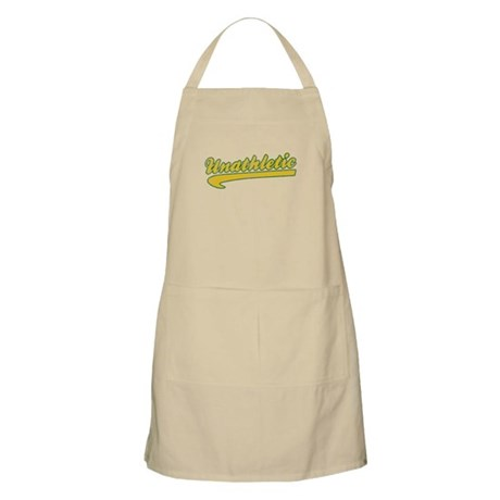 Unathletic Apron