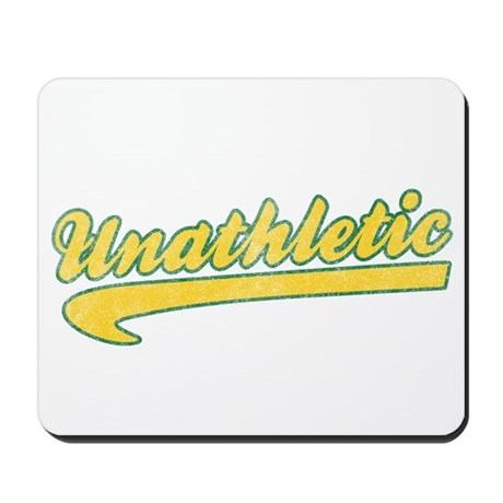 Unathletic Mousepad