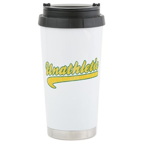 Unathletic Ceramic Travel Mug