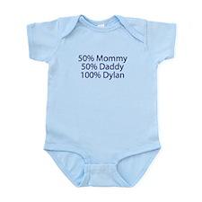 100% Dylan Infant Bodysuit