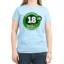 18th Anniversary Celebration Gift T-Shirt