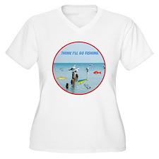 SEAGULLS LOVE FISH T-Shirt
