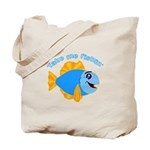 Take Me Fishing Tote Bag