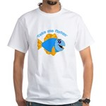 Take Me Fishing White T-Shirt