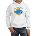 Take Me Fishing Hooded Sweatshirt