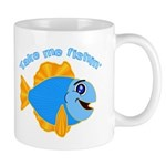 Take Me Fishing Mug