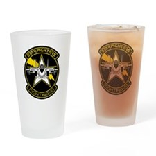 VF-33 Starfighters Drinking Glass