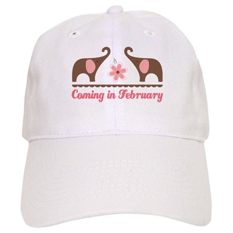 February Pregnancy Due Date Cap