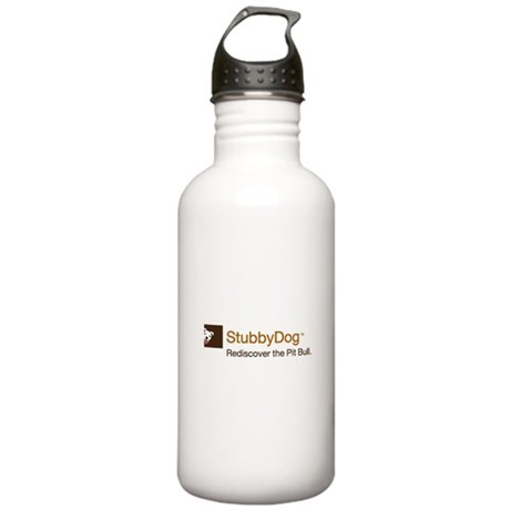 StubbyDog Logo Stainless Water Bottle 1.0L