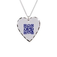 My own QR Necklace