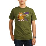 Four Feet (Cat) T-Shirt