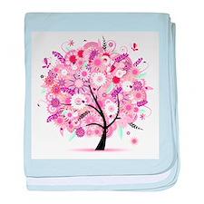 tree baby blanket
