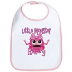 Little Monster Riley Bib