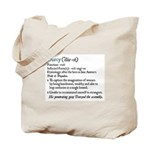 Jane Austen Darcy Elizabeth Definition Tote Bag