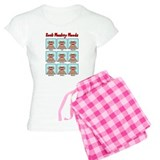 Sock Monkey Moods pajamas