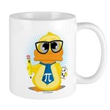 Math Teacher Duck Mug