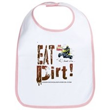 Eat Dirt Bib