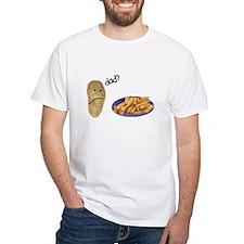 Potato French Fries Dad Shirt
