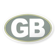 GB - Green Bay - Decal