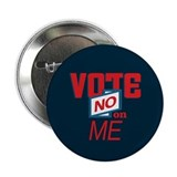 "Personalized political 2.25"" Button"