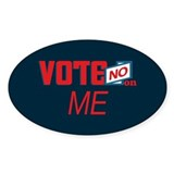 Personalize vote Decal