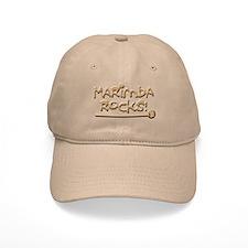 Marimba Rocks! Cap