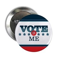 "Cute Vote 2.25"" Button"