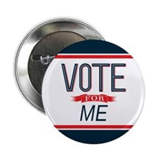 "Unique Vote 2.25"" Button"