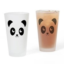 Panda Pupo Drinking Glass