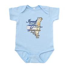 Israel, Jerusalem - Infant Bodysuit