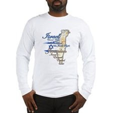 Israel, Jerusalem - Long Sleeve T-Shirt