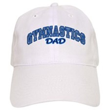 Gymnastics Dad Baseball Cap
