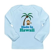 Hawaii Kids Gift Long Sleeve Infant T-Shirt