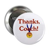 "Gymnastics Coach 2.25"" Button"