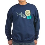 Unique Shark finning Sweatshirt