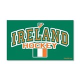 IE Ireland(Eire/Erin)Hockey Car Magnet 20 x 12