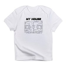 Basketball House Infant T-Shirt