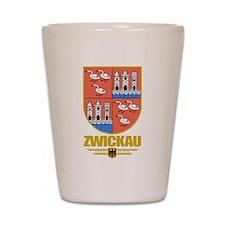 Zwickau Shot Glass