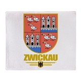 Zwickau Throw Blanket