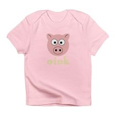 Animal Noises - Pig Oink Infant T-Shirt
