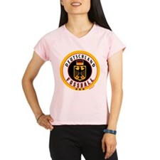 Deutschland Fussball Soccer Performance Dry T-Shir
