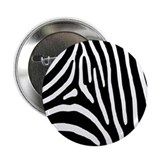 "Zebra Stripes 2.25"" Button"