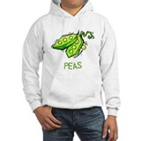 Twin Set -- Peas Jumper Hoody