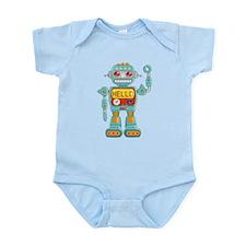Hello Robo Infant Bodysuit