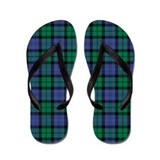 Campbell Clan Flip Flops
